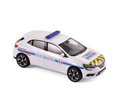 RENAULT MEGANE -2016 POLICE MUNICIPALE 1/43 NOREV