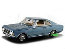 Opel Rekord C Coupe 1966 Blue Metallic/Minichamps 1:43