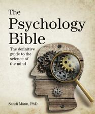 PSYCHOLOGY BIBLE (Subject Bible)  VeryGood