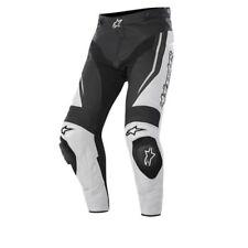 Pantalones de color principal negro cuero Talla 56 para motoristas