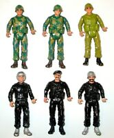 CHOOSE 1: Vintage 1982 Sgt. Rock Action Figures * Remco * Combine Shipping!