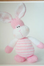 Rabbit/Bunny Toy Knitting Pattern