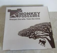 Monkey Pod Games - Tangram Heart Puzzle New in Box