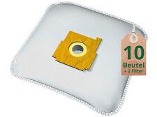 10 Vlies Filtertüten Staubsaugerbeutel Beutel für Quigg BS 1700.06 Staubsauger