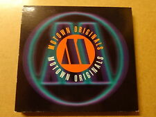 CD / MOTOWN ORIGINALS CD SAMPLER - MARVELLETTES, MARTHA REEVES, JACKSON 5, ..