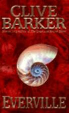 Everville by Clive Barker a hardcover book novel FREE SHIPPING