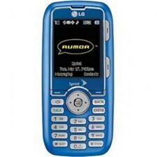 LG Rumor LX260 - Blue (Sprint) Cellular Phone