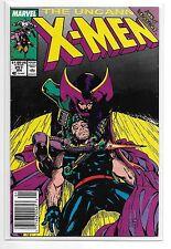 The Uncanny X-Men #257 (Jan 1990, Marvel)