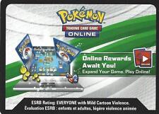 1x Pokemon Tyrantrum-EX Collection Unused TCG Online Code Card