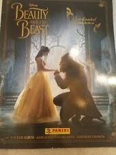 Beauty and The Beast Enchanted Sticker Album upc 613297911265