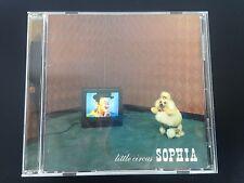 little circus by SOPHIA (Japan) (CD, Apr-1997) J-POP