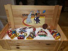 Circus Glass Christmas Ornaments - Polonaise Komozja - Le - Crate - Kurt Adler