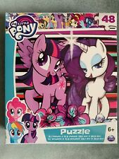 NEW SEALED MLP My Little Pony Jigsaw Puzzle 48Pc Ea. (9.1x10.3INCH) Ages 6+