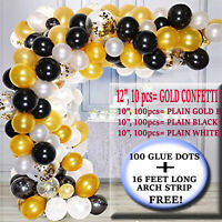 Balloon Arch Kit +Balloons Garland Birthday Wedding Party Baby wedding Shower de