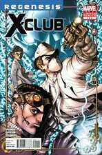 X-CLUB (2011) #1 OF 5 REGENESIS VF/NM
