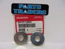 NOS Honda Plain Muffler Washer Set Of 2 TRX400 FourTrax Foreman 4X4 S ES TRX450