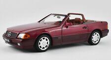 Mercedes 500SL R129 (1989) 1:18 Norev 183716