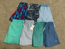Southern Tide Boys Skip Jack Swimsuit Swim Trunks Size Small Med XL New $59.50