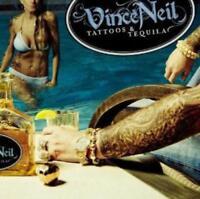 VINCE NEIL Tattoos & Tequila CD BRAND NEW Motley Crue