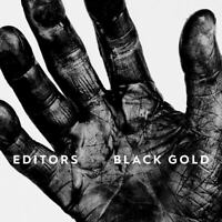 Editors - Black Gold : Best of Editors [CD] Sent Sameday*