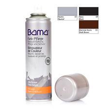 Spray per Scarpe in Camoscio Rinnovatore del Colore - Bama 250ml