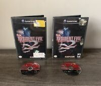 Resident Evil 2 (Nintendo GameCube, 2003) Tested - Works Great - Free Shipping