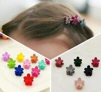 30pcs Hair Accessories Hairpin Small Flowers Gripper Children Hair Clip Bangs