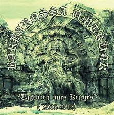 BARBAROSSA UMTRUNK Tagebuch eines Krieges (2005-2015) CD 2016 LTD.300