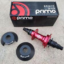 PRIMO BMX REMIX PRO HUB RED MALE RHD 9T CASSETTE PROFILE FIT CULT KINK SHADOW