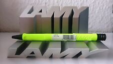 Lamy Safari Kugelschreiber Neon Lime Limeted Edition 2015