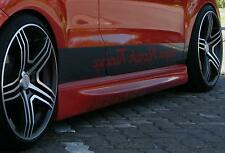 Bistyle N-Race Seitenschweller aus ABS für Opel Astra H Caravan Bj. 2004-2007