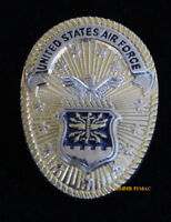 US AIR FORCE HAT PIN USAF BADGE LOGO SEAL AFB EAGLE OFFICER ENLISTED GIFT WOW