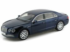KYOSHO 2013 BENTLEY FLYING SPUR W12 PEACOCK BLUE 1:18**New Item**