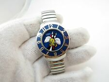 """SYLVESTER & TWEETY,Looney Tunes,""""3D DIAL""""RARE! ,MIB In Box CHARACTER WATCH,R3-01"""