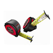 NEW ADVENT VICE VERSA DOUBLE SIDED TAPE MEASURE 8M PERFECT FOR LEFT HAND USAGE