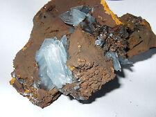 - Minerali Grezzi Cristalloterapia - BARITE AZZURRA (22) marocco