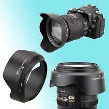 HB-53 Lens Hood Tulip Shade Nikon AF-S DX NIKKOR 24-120mm f/4G ED VR JJC 77mm
