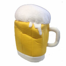 Frosty Beer Mug Adult Costume Hat Disguise 2086