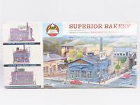 HO 1/87 Scale AHM 5857:598 Superior Bakery Building Kit SEALED