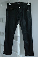 Pantalon noir straight Mademoiselle DDP Taille 16 ans