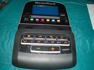 NORDIC TRACK E9.5 UPPER CONTROL BOARD CONSOLE