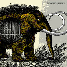 Flotation Toy Warning 'The Machine That Made Us' VINYL (2LP / MP3), new, sealed