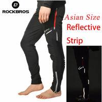 RockBros Men Sport Bike Cycling Summer Pants Breathable Fitness Trousers UK