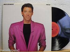 ★★ LP-Boz Scaggs-Hits! - OIS-Columbia 1980 Canada-record in NEAR MINT