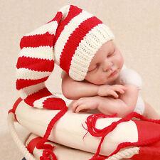 Newborn Baby Girl Crochet Knit Heart Love Hat Cap Costume Prop Photo Photography