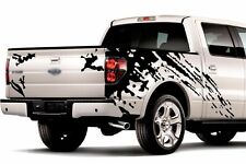 MUD SPLASH GRAPHICS Vinyl Stickers Decals for truck pick up f-150 tundra ram