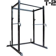 Titan T-2 Series Short Power Rack Squat Deadlift Cage Bench cross fit pull up