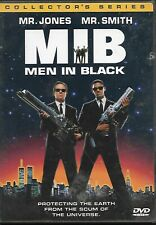 New listing Men in Black (Dvd, 1997, Widescreen) Ships Free! stars Will Smith