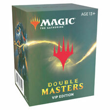 Doble Masters Vip edición Booster Box - 4 Packs-MTG Magic The Gathering-Nuevo