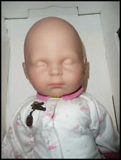 Zapf Creation 'JUST BORN SLEEPY' Baby doll *New in Box